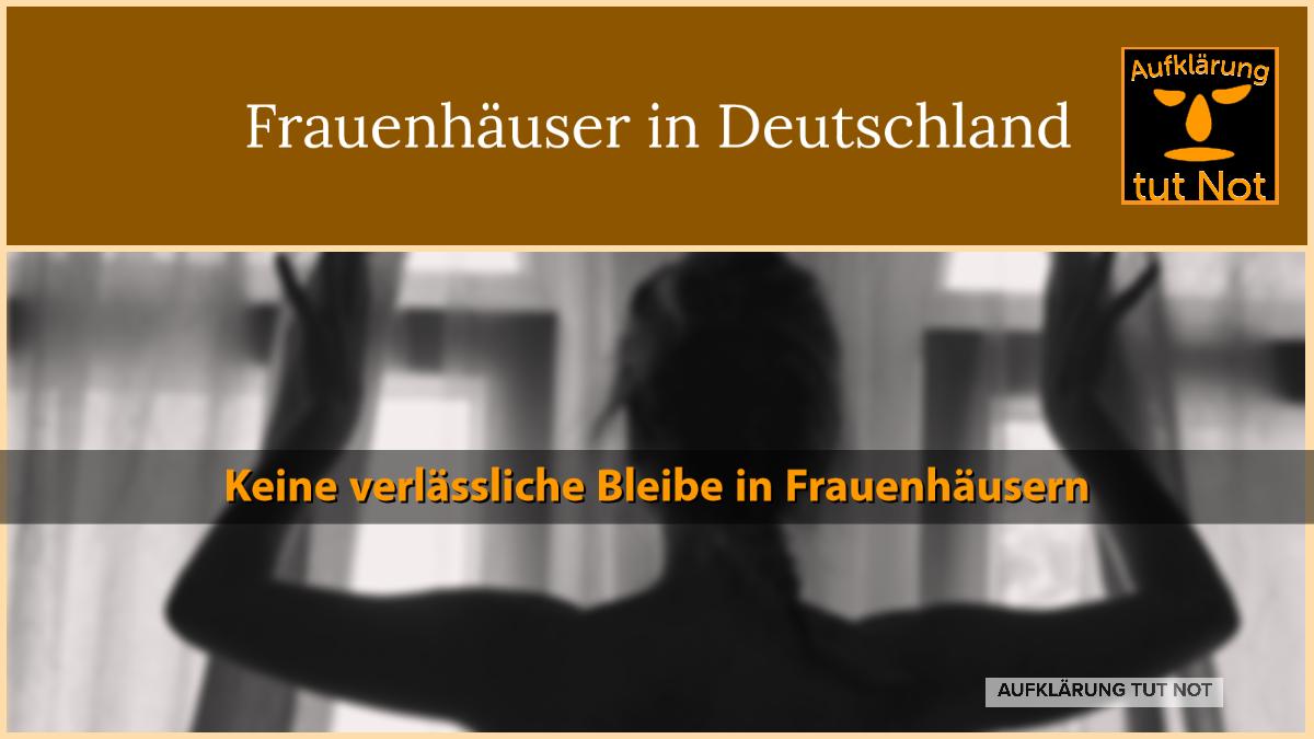 Frauenhäuser Deutschland