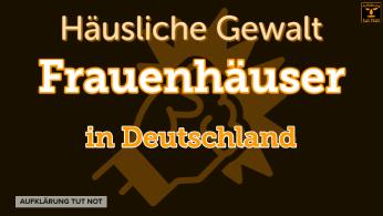 Frauenhäuser in Deutschland