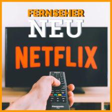 Der SMART TV mit Zugriff auf diverse dienst wie Netflix