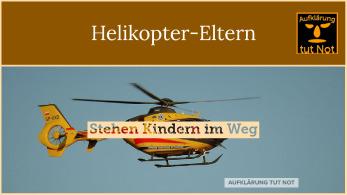 Helikopter-Eltern
