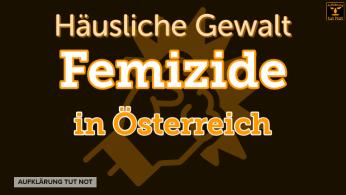 Femizide in Österreich