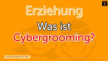 Was ist Cybergrooming