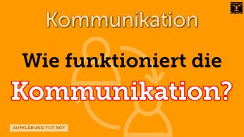 Wie funktioniert die Kommunikation